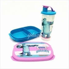 Tupperware Monster U Sulley  Bento set