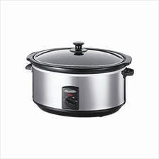 FABER FSC-650 SS SLOW COOKER G6.5L CERAMIC OVAL-SHAPED