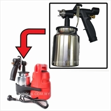 Paint Zoom copper Nozzle spray Aluminium Container only CX-005 Red Com