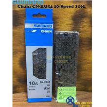 SHIMANO Chain CN-HG54 10 Speed 116L