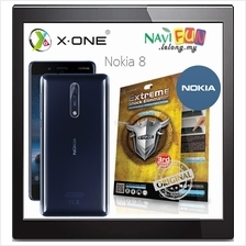 ★ X-One Extreme Shock Eliminator Screen Protector Nokia 8