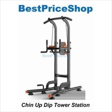 Chin Up Dip Tower Station Pull Up Abs Upper Body Exercise