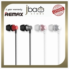 Remax RM-512 3.5mm Wired Music Earphone Heavy Bass In-ear Headphone