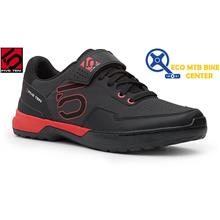 FIVE TEN Krestel Lace - Black/Red - Shoes