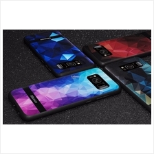 DZGoGo Touch Series Synthetic Leather Case Galaxy S8 S8 PLUS Cover
