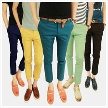 Men Casual Slim Fit Pantyhose Pants (10 Color) MT006495