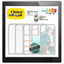 ★ OtterBox iPHONE X SYMMETRY CLEAR / GRAPHICS CASE