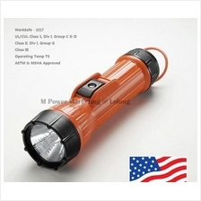 Bright Star Safety Spark Prove Anti Explore Flash Light Torch Light