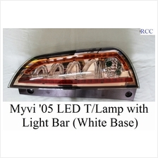 TAIL LAMP - MYVI ''05 WITH LED LIGHT BAR