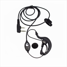 Walkie Talkie Accessories - Baofeng EP002 Hands Free Earpiece Earphone