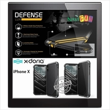 ★ X-Doria Defense LUX Ultimate Luxury case for iPhone X (2017)