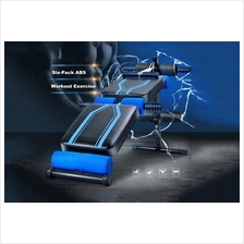 JIANUO 10 Sponge Luxury Multi-Function Fitness Gym Sit Up Bench