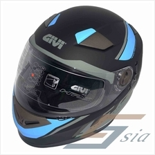 GIVI M50.2 TURISMO GRAPHIC TOURING HELMET (BLACK)