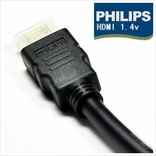FREE SHIPPING PHILIPS GOLD PLATED HDMI CABLE FULL HD 1080P