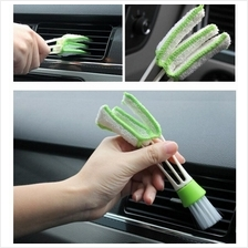 Car Air Conditioning Vent Blinds Cleaning Brush