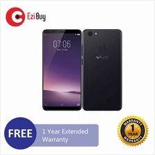 VIVO V7 PLUS 4GB/64GB/5.99/LTE - BLACK *Official Vivo Malaysia Warranty