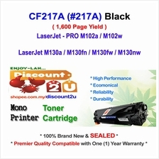 HP CF217A 17A M102 M130 Toner Compatible * NEW SEALED *