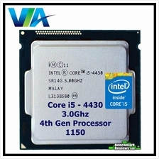 Intel Processor Core i5 - 4430 Socket 1150 (6M Cache, up to 3.20 GHz)