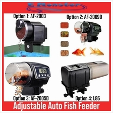 Original Resun Digital Automatic Timer Fish Feeder Aquarium Tank