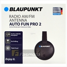 BLAUPUNKT Auto Fun Pro 2 Radio FM/AM Antenna Active Windscreen Antenna