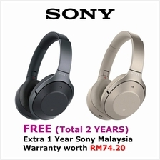 Sony WH-1000XM2 Wireless Noise Cancelling Headphone SEW1+1