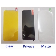 Samsung Note 8 Privacy Clear Matte Full Coverage 3D Screen Protector