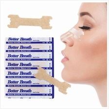 30pcs Stop Snoring Better Breathe Anti Snoring Nasal Strips