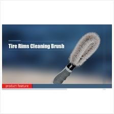 Wheel Brush Automobile Steel Bell Tire Rims Cleaning Brush Car Cleanin