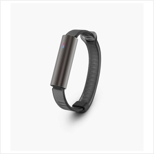 Misfit Ray Carbon Black S503BM0BZ Sport Band, Smart Band