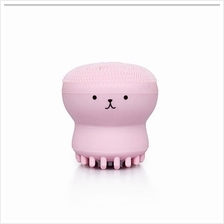 Silicone Octopus Facial Exfoliator Massager Brush