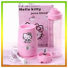 Hello Kitty Juice Smoothie Blender Shake Take Fruit Electric Juicer Ma