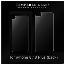 Tempered Glass for iPhone 8 / 8 Plus Back side