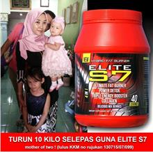 ELITE S7 HYBRID FAT BURNER + DETOX + COLLAGEN ~ SUPER MEGA FAT BURNER