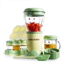 The Baby Bullet Food Processor Blender Set