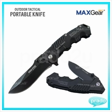 MAXGear Outdoor Camping Folding Spring Assisted Tactical Knife 02