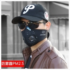 Anti-haze Moto Mask Mouth-Muffle Dust Mask Bicycle Sports Protect