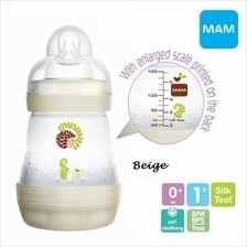 MAM Anti-Colic Feeding Bottle 160ml with Teat Size 1 (B216)