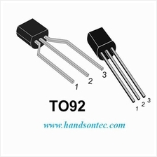 BC337 -40 NPN General Purpose Transistor 45V-500mA/ 5-pcs