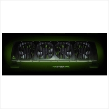 Top Aqua / Up Aqua Cooling Fan ( Four Fan Design) Aquarium Accessories