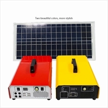 Portable 500W Solar Power Energy System Solar UPS Generator