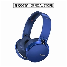SONY MDR-XB950B1 (BLUE) EXTRA BASS WIRELESS HEADPHONES SONY WARRANTY