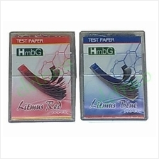 HmbG Litmus Test Paper Red and Blue
