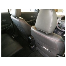 HRV Car Seat Cover (deluxe PU leather) HR-V Honda Car Seat
