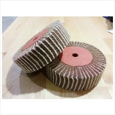Leather Cloth Buffing Wheel (4 inch)