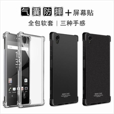 SONY XPERIA XA1 PLUS IMAK SHOCK- Resistant MATTE/ Transparent Case