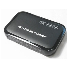 1080p Full HD USB HDD Media Player HDMI VGA MKV MP4 RMVB AVI WMV
