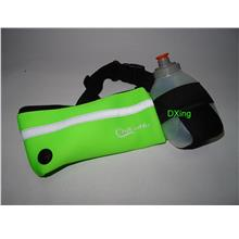 Chiluhu Running Belt Waterproof Waist Bag + 290ml Water Botol
