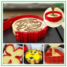 Bake Snake Moulds Easy Lace Baking Mold Creative Baking Pastry Tools R