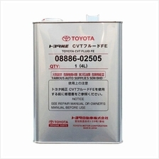 Toyota CVT FE Transmission Fluid 4L (end 4/20/2020 10:53 AM)