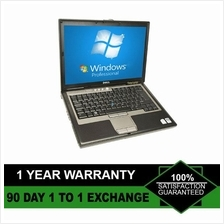 Dell Latitude D630 14' inch Laptop / Core 2 Duo @ 2.00Ghz)